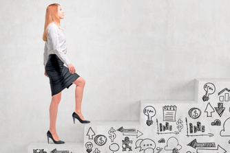 Hoe je ook zonder werkervaring snel de carrièreladder op kan