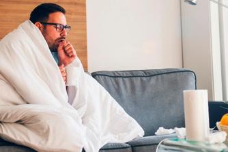 Blijf jij vaak ziek thuis van het werk?