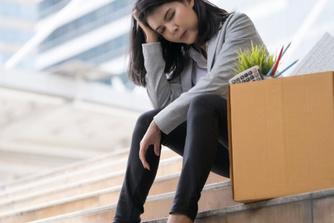 Nieuwe spelregels als je ontslagen wordt terwijl je tijdelijk werkloos bent