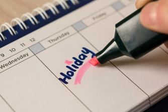 Kan je via loopbaansparen je resterende vakantiedagen later opnemen?