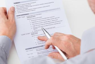 Met dit CV schiet je altijd raak!