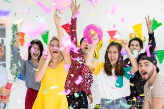 Mag je werkgever op het nieuwjaarsfeest foto's van je nemen en ze online zetten?