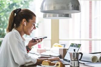 7 lessen die je voor je verdere carrière kan trekken uit thuiswerken