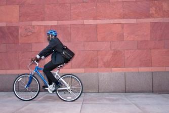 Populariteit van fietsen naar het werk stijgt