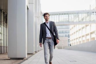 Krijg je een vergoeding als je te voet naar het werk gaat?