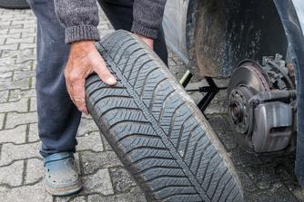 Wie betaalt de winterbanden op je bedrijfswagen?