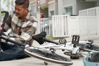 Bij wie kan je aankloppen bij een ongeval met de fiets op weg van of naar het werk?