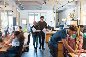7 steengoede redenen om aan coworking te doen