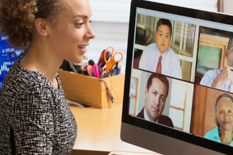 7 tips om als thuiswerker in contact te blijven met je collega's en netwerk