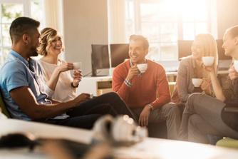 Meer werkgeluk: het Scandinavisch model helpt