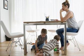 #Summer@work: thuiswerken met baby/kind: de valkuilen