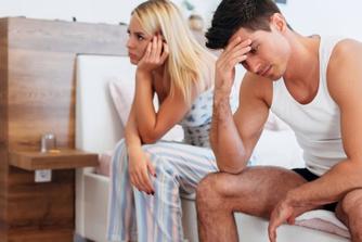 Fnuiken stress en burn-out ons seksleven?
