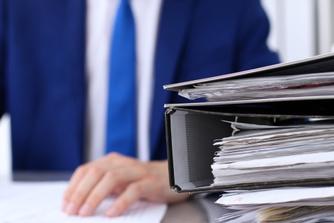 Mag je de administratie van je bijberoep meenemen naar je werk?
