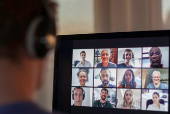 Waarom online meetings je brein uitputten (en wat je daaraan kan doen)