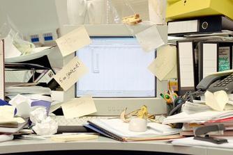 Zo zorg jij voor een goed georganiseerd bureau