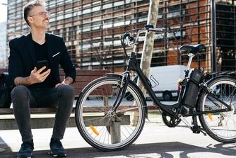 Wil je een leuke e-bike om van/naar het werk te pendelen? Vraag het aan je baas!