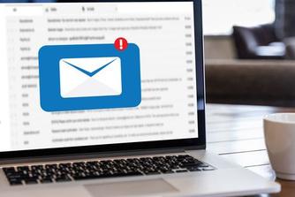Gebruik maximaal 5 zinnen in een e-mail en 6 andere nuttige tips voor optimaal e-mailverkeer