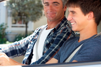 Mogen je kinderen met je bedrijfswagen rijden?