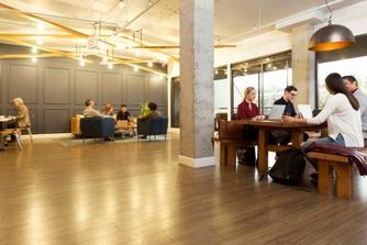 Coworking als werkplekrevolutie