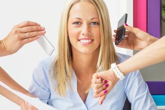 Waarom workaholics (soms) gezonder zijn