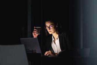Ben jij een workaholic? Doe de test!