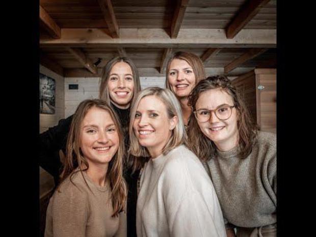 De vrouwen achter De Melkerie
