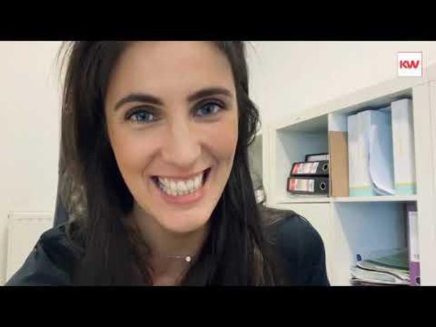 Sitness at work met Delphine Steelandt