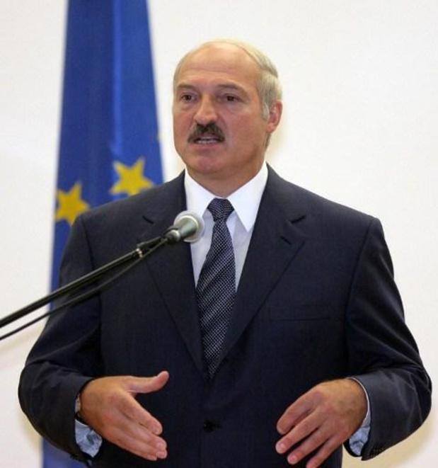 Sanctions européennes au Bélarus: Loukachenko renvoie l'Allemagne à son passé nazi