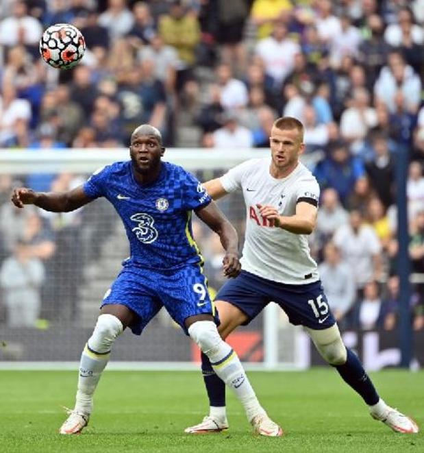 Les Belges à l'étranger - Romelu Lukaku et Chelsea s'imposent à Tottenham dans le derby londonien