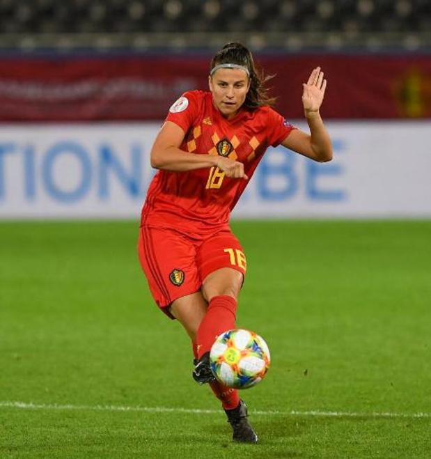 La Belgique dompte la Roumanie et signe un deuxième succès en qualifications pour l'Euro