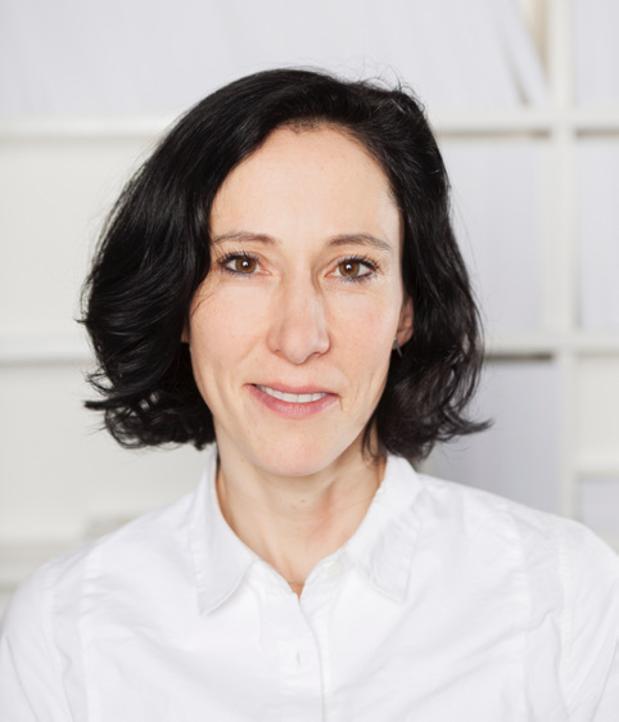 Schrijfster Saskia De Coster: 'Spijtig dat er geen ijs met zalmsmaak bestaat'