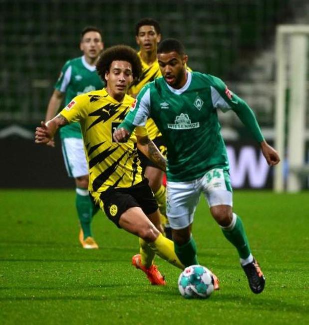 Belgen in het buitenland - Witsel wint met Dortmund, Boyata en Lukebakio spelen gelijk met Hertha