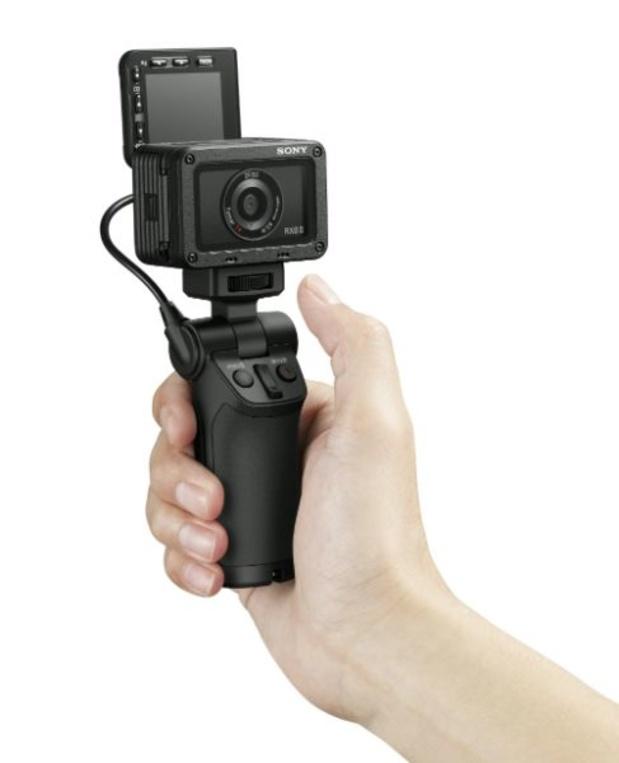 Erg compacte camera ondersteunt 4K-video