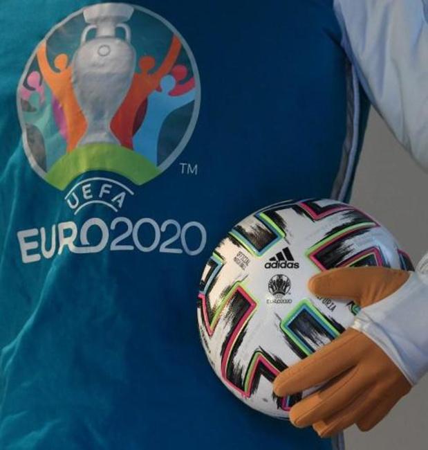 Kwal. EK voetbal - Acht landen strijden donderdag om vier laatste tickets