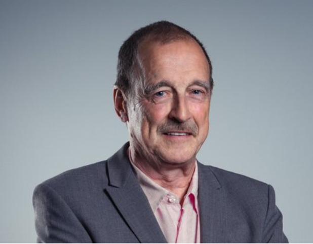 Le MG Luc Herry, nouveau président de l'Absym