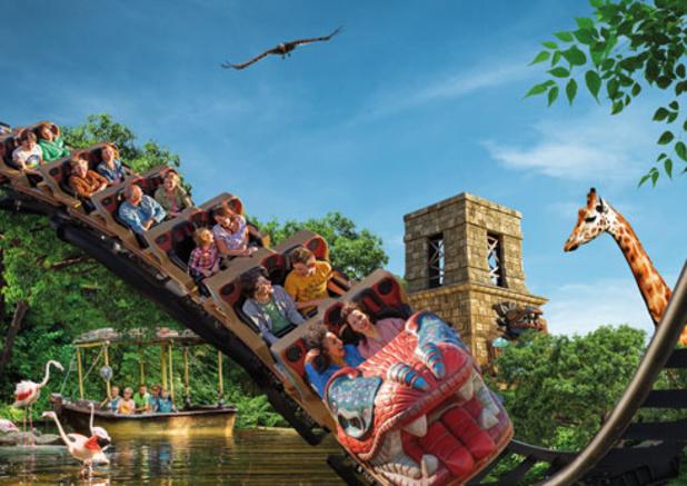 Le parc d'attractions et zoologique Bellewaerde se prépare à une éventuelle réouverture