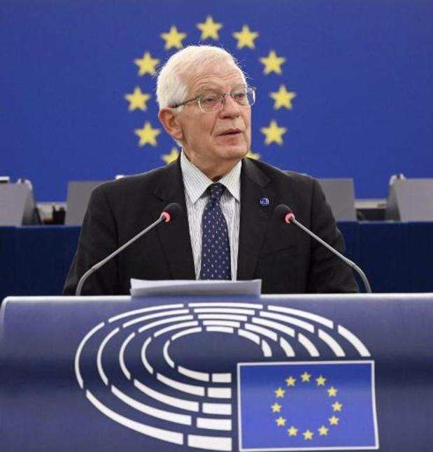 Europees hoge vertegenwoordiger Borrell vraagt EU-landen meer Afghanen op te nemen