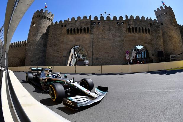 Valtteri Bottas s'offre la pole du Grand Prix d'Azerbaïdjan dans les derniers instants