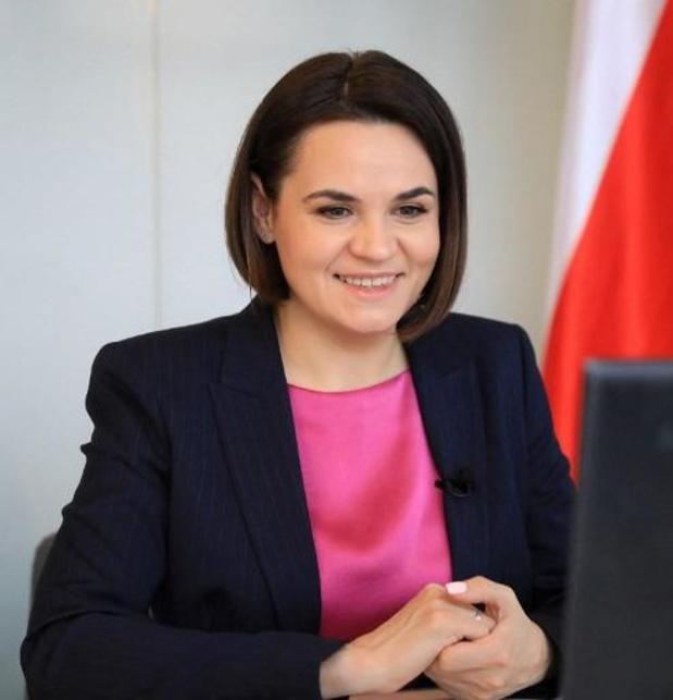 Wit-Rusland vraagt Litouwen om oppositieleidster Tichanovskaja uit te leveren