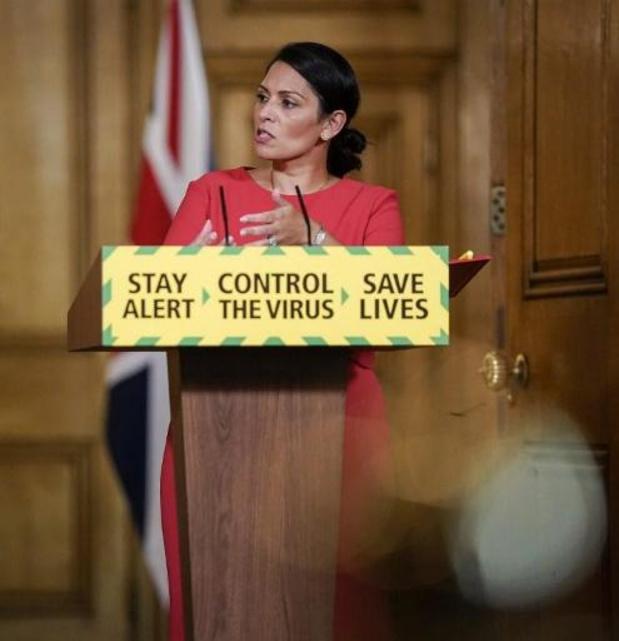 Reizigers uit buitenland moeten 2 weken in quarantaine in Groot-Brittannië