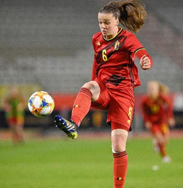 Ligue des Champions dames - Doublé pour Tine De Caigny avec Hoffenheim, Cayman s'impose avec Lyon