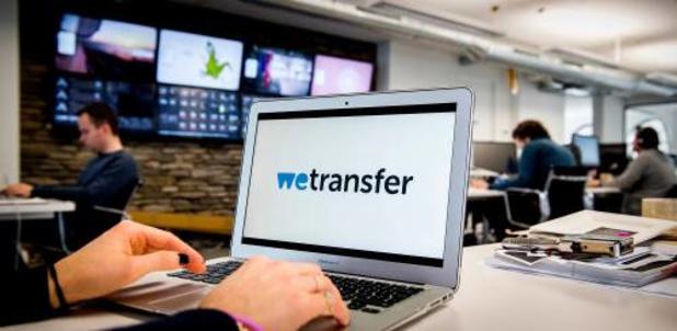 WeTransfer wint internet-Oscar voor beste webdienst