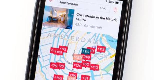 Rechtbank vernietigt boete die Airbnb kreeg van Toerisme Vlaanderen