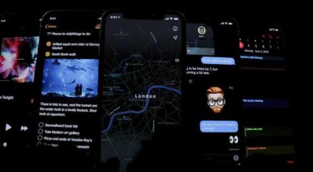 Apple geeft iOS 13 vrij