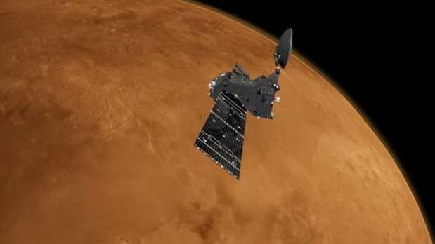 Co-Belgisch instrument op Marssonde verklaart verlies water op Mars