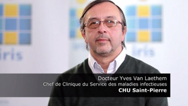 Point presse du jour: Yves Van Laethem sera le nouveau porte-parole francophone