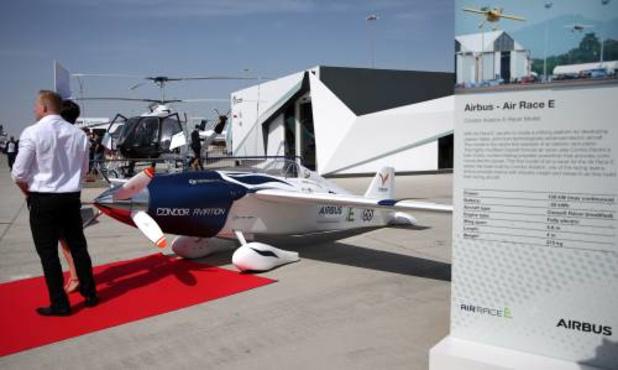 Elektrische vliegtuigen gaan racen