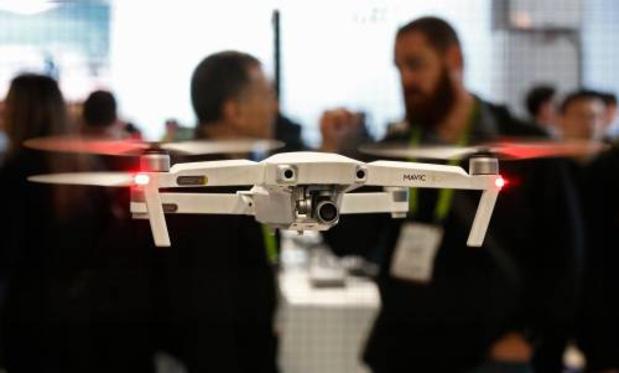 VS zetten Chinese drones aan de grond