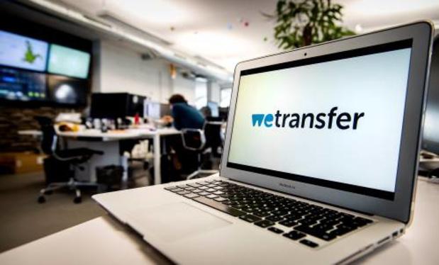 WeTransfer gebruikt voor phishing