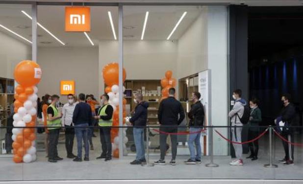 Staatsveiligheid waarschuwt voor Chinese smartphones
